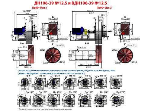 дымосос дн 12 5, дымосос дн 12 5 1500, дымосос дн 12 5 цена, дымосос дн 12.5 характеристики