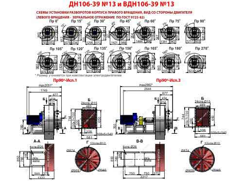 дымосос дн 13-1500 с ходовой цена, дымосос дн 13 характеристики, дымосос дн 13 технические характеристики