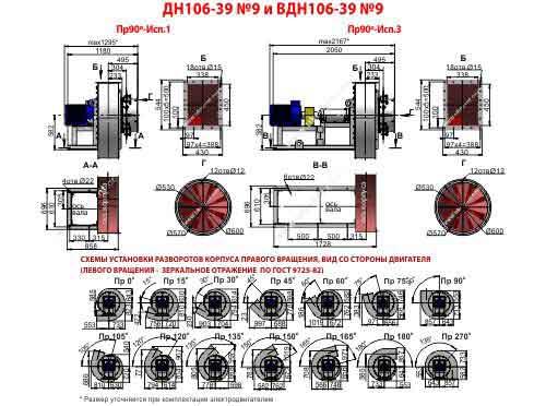 дымосос ДН 9, дымососы ДН 9 характеристики, дымосос ДН-9 технические характеристики, дымосос ДН 9 купить