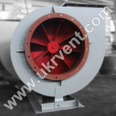 Вентилятор центробежный пылевой ВЦП 5-45 № 6,3 1 исполнение левый 0 градусов