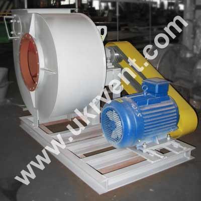Вентилятор пылевой ВЦП 7 40 №5 5 исполнения, правый 0 градусов