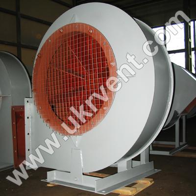 Вентилятор ВЦП 5-45 пылевой 1 исполнение правый 270 градусов