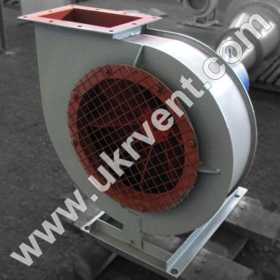 Вентилятор пылевой ВЦП 5-45 4 1 исполнение правый 0 градусов Укрвентсистемы