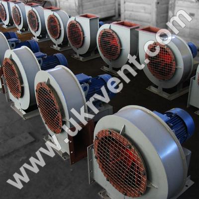 Вентилятор ВЦП 5 45 4 1 исполнение
