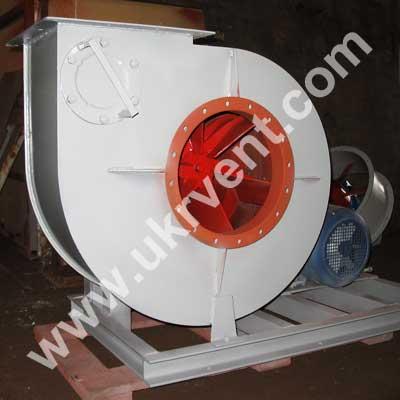 Вентилятор пылевой ВЦП 7 40 №5 5 исполнение правый 0 градусов
