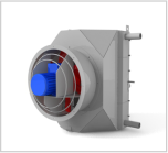 Агрегаты АО-ВВО (АО 2) водяные с осевыми вентиляторами