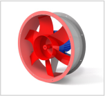 Вентилятор ВО 20-250 шестилопастной