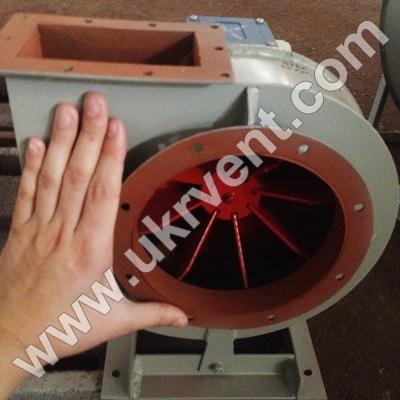 Вентилятор ВЦП 5- 45 № 2 правый 0 градусов 1 исполенение