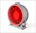 Вентилятор осевой В-2,3-130