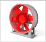 Вентиляторы осевые ВО-06-300