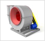 Вентиляторы радиальные низкого давления ВР 88-72