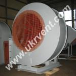 Вентилятор ВРП-6,3 ВЦП 5-45-6,3.5 радиальный пылевой Характеристики Размеры Украина Харьков