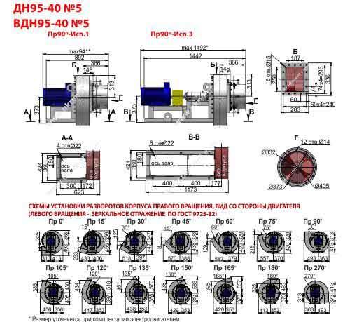 вентилятор вдн 5 характеристики, вентилятор дутьевой ВДН-5, Украина, Харьков, Вентиляторный завод Укрвентсистемы