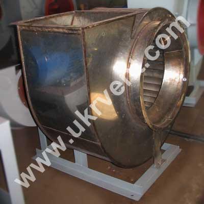 Вентилятор ВЦ 14-46 № 6,3 ВЗ радиальный из нержавеющей стали