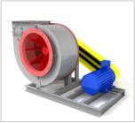 Вентиляторы пылевые ВЦП 109-47 (ВЦП 6-45)