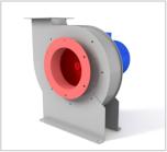 Вентилятор высокого давления ВЦ 10-28