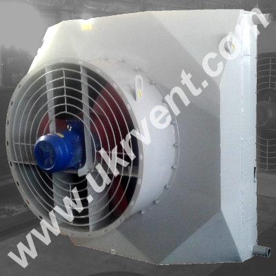 Производство водяного отопительного агрегата АО-ВВО.30 Харьков Укрвентсистемы