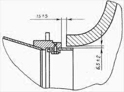Конструкция всасывающей воронки ГД-31
