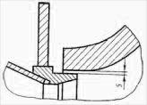 Конструкция всасывающей воронки ВДН-26х2