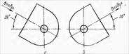 Схема разворотов кармана ВДОД-31,5