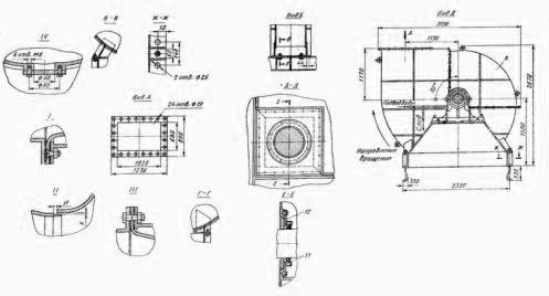 Вентилятор ВСК-17