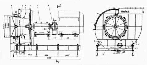 Вентилятор ВСК-16