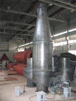 Циклон ЦН-15 из нержавеющей стали