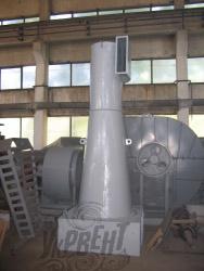 Циклон ЦОК с выдвижным ящиком производство вентиляторного завода Укрвентистемы