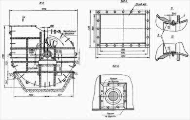 Вентилятор мельничный ВМ-160/850-I