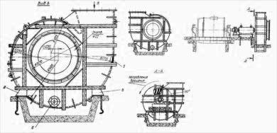 Вентилятор мельничный ВМ-180/1100-I