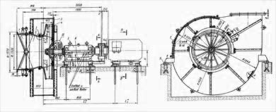 Вентилятор ВГДН-19М