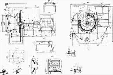 Вентилятор ВВР-22