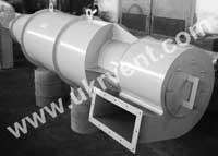 ЦН-15-700 циклонный элемент с улиткой