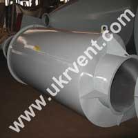 Цилкон ЦОЛ 6 пылеотделитель с улиткой изготовлен вентиляторным заводом Укрвентсистемы