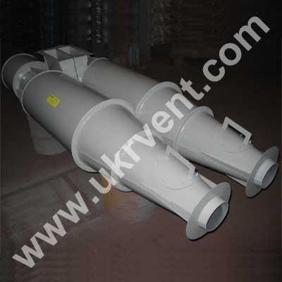 Циклон ЦН-15-400х2У 2 батарейный