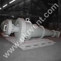 Циклон УЦМ-38 400 для мелкодисперсной пыли