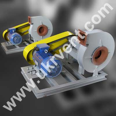АВД-3,5 вентилятор левый 90 градусов 5 исполнения