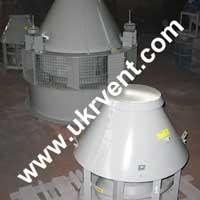 Вентиляторы крышные ВКР-4 и ВКР-8