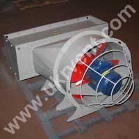 Агрегаты воздушно-отопительные АО-ЕВО (СФОО) электрические с осевым вентилятором
