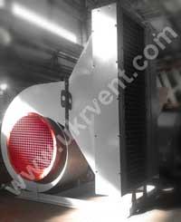 Агрегат воздушно-отопительный электрический АО-ЕВР 20-250 с радиальным вентилятором ВР 287-46.1