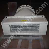 Агрегат воздушно-отопительный электрический с осевым вентилятором АО ЕВО (СФОО)