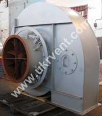 Вентилятор (дымосос) ДН-9