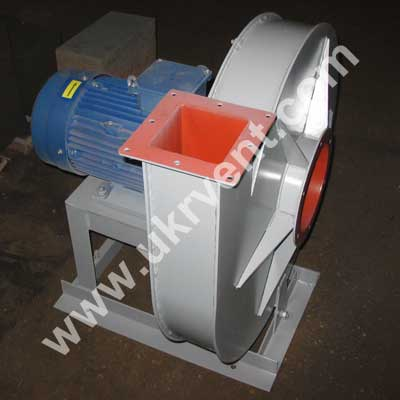 Вентилятор радиальный высокого давления ВВД-5