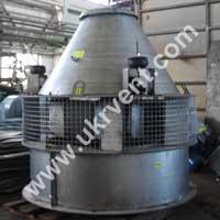 Вентилятор ВКР-8НЖ из нержавеющей стали