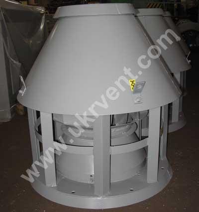 Вентилятор крышный ВКР-4