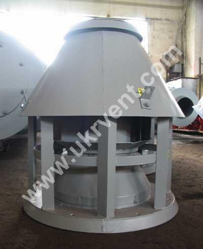 Вентиляторы крышные радиальные ВКР-4 купить цена