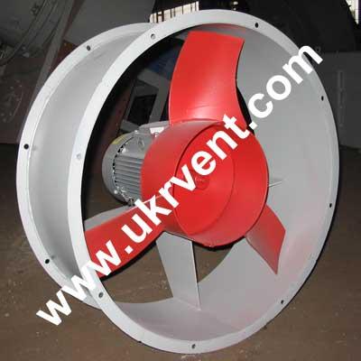 ВО 06-300 вентилятор осевой