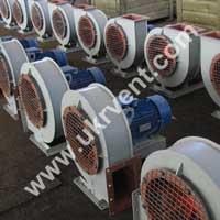 Вентилятор ВЦП пылевой