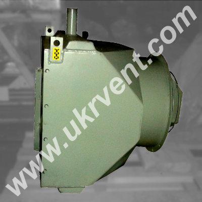 Производство Агрегат АО-ПВО.2 паровой с осевым вентилятором Укрвентсистемы Харьков