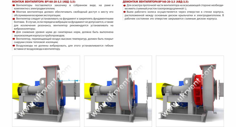 Вентилятор АВД-3,5, Купить, Цена Украина Харьков , вентилятор высокого давления АВД, описание, характеристики, чертеж